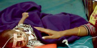 Cerca de 920 mil crianças morrem de pneumonia todos os anos (Foto: Reprodução/BBC)