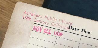 Livro é devolvido a biblioteca pública após 78 anos e 10 meses (Foto: Attleboro Public LibraryFacebook)