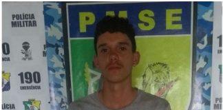 Lucas Silva Dias, de 23 anos
