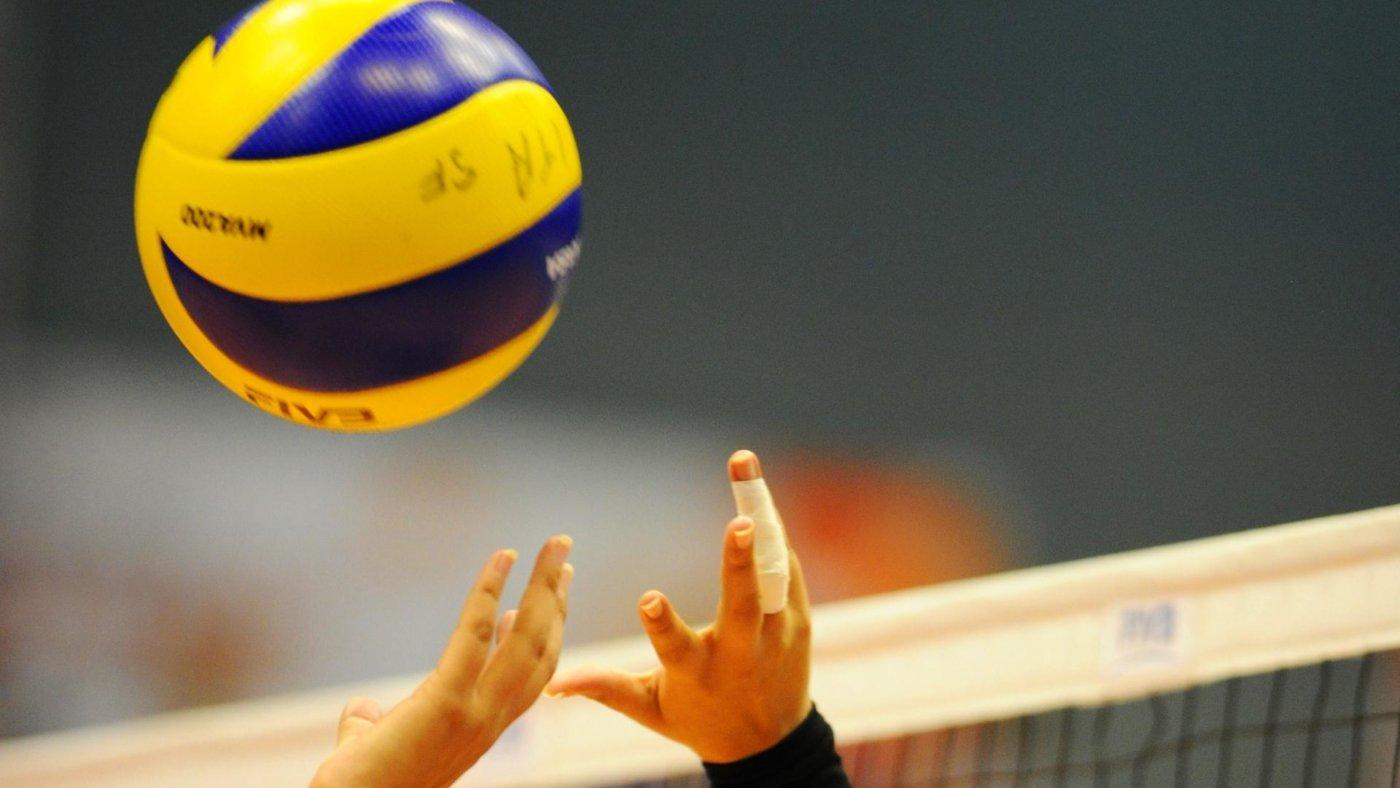 A comissão técnica do Voleibol